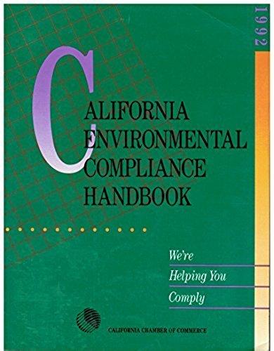 California Environmental Compliance Handbook