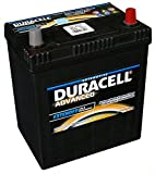 DA40 Duracell Advanced Autobatterie 12V 40Ah (054 - DA 40)