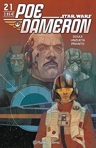Star Wars Poe Dameron nº 21 (Star Wars: Cómics Grapa Marvel) por Charles Soule