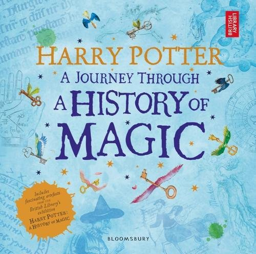 Harry Potter. A Journey Through A History Of Magic por Vv.Aa