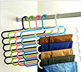 #1: MosQuick Multipurpose Hanger For Clothes (1 Pc)(Color may vary)