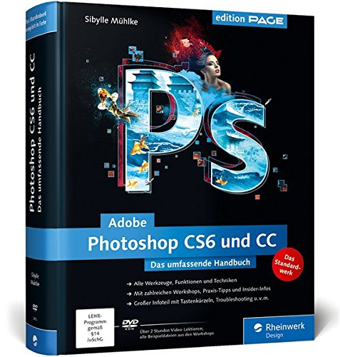 Adobe Photoshop CS6 und CC: Das umfassende Handbuch (Galileo Design) - Bridge-foto-bearbeiten