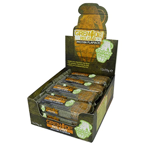 grenade-reload-protein-flapjacks-12-x-70-g-bars-coconut-chaos