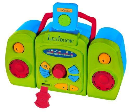 Lexibook PS070 - Music\'n Dance - Hifi Spieler