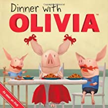 Dinner with Olivia (Olivia TV) by Emily Sollinger (2010-01-07)