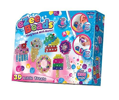 john-adams-ezee-beads-3d-little-treats-craft-multi-colour