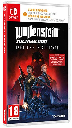 Wolfenstein Youngblood Deluxe Edition - Nintendo Switch