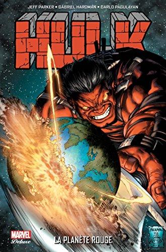 Hulk : Planète rouge
