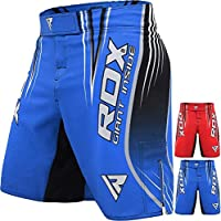RDX MMA Short Combat Kick Boxe Arts Martiaux Entraînement Grappling Free Fight UFC Cage