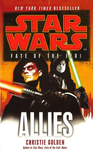 Star Wars: Fate of the Jedi - Allies (Gay Star Wars)
