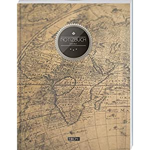 TULPE Blanko Notizbuch A4