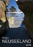 Wildes Neuseeland (Wandkalender 2019 DIN A3 hoch): Momentaufnahmen aus dem Naturparadies Neuseeland, teilweise abseits der ausgetretenen Touristenpfade. (Monatskalender, 14 Seiten ) (CALVENDO Natur)