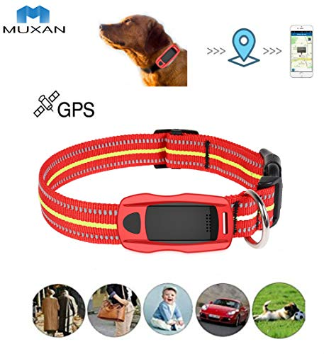 Muxan Mini Wifi GPS Tracker