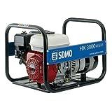 SDMO 620x 3-Stromerzeuger Benzin 3,75kVA
