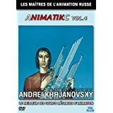 Collection les maîtres de l'animation Russe - Animatikc vol 4 : Andrei Khrjanovski