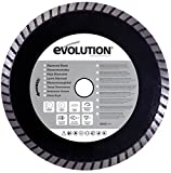 Evolution Diamond Blade, 185 mm