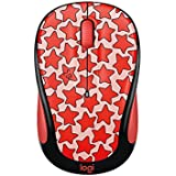 Logitech 910–005029M325C Wireless mouse-cosmos Coral