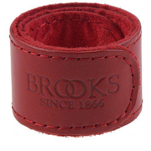Brooks Cycling Trouser Clip Black by Diverse rosso