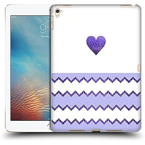 Ufficiale Monika Strigel Lilla Cuore Di Avalon Cover Retro Rigida per Apple iPad Pro 9.7