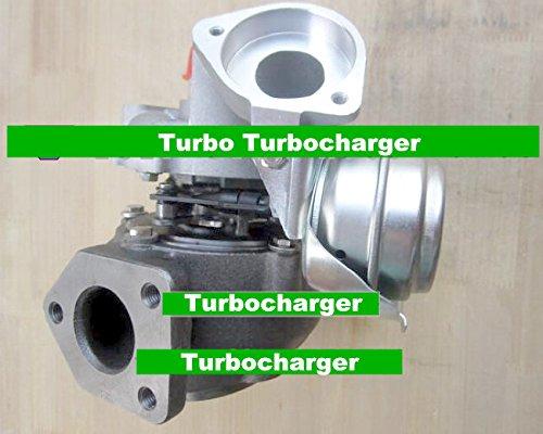 GOWE Turbo Turbocompressore a turbina per gt1749 V 750431-5012S 750431-5009S 750431 Turbo turbocompressore 120D turbina per BMW X3 E83 (modelli 2001-2008) 320D 520D M47TUOL 150HP M47TU 2 l