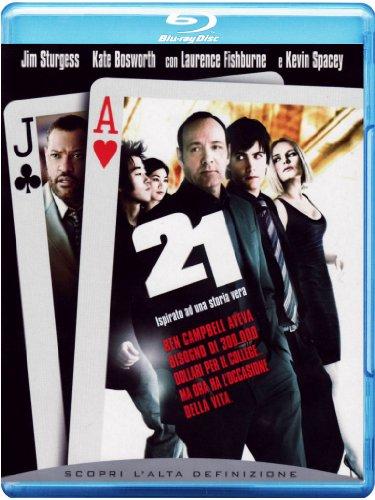 21 [Blu-ray] [IT Import]