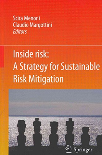 [Inside Risk: A Strategy for Sustainable Risk Mitigation] (By: Scira Menoni) [published: December, 2011]