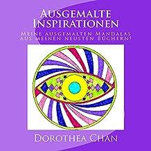 Ausgemalte Inspirationen: Meine ausgemalten Mandalas aus meinen neusten Buechern!