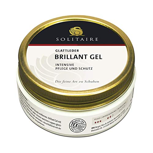 Solitaire brillant Gel Multicolor Schuhcreme & Pflegeprodukte, Mehrfarbig (Multicolor) 100.00 ml