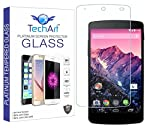 TechArt Brand Premium Tempered Glass Designed For LG Nexus 5. Anti-burst tempered glass curve edge screen protector, brand new and good quality. Excellent defensive performance and super high transparency. Special tempered glass, up to [9H] hardness,...