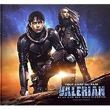 Tout l'art de Valerian et la cité des mille planètes
