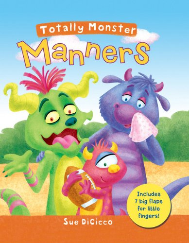 Manners (Totally Monsters)