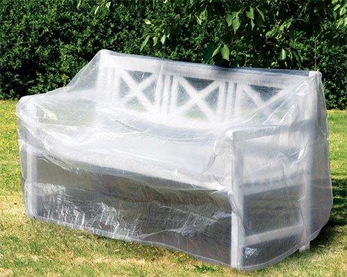 Schutzhülle, Schutzhaube, Haube für Gartenbänke, ca. 160cm