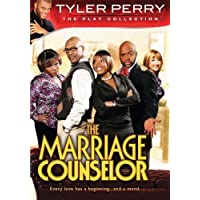 The Marriage Counselor (The Play) by Tamar Davis