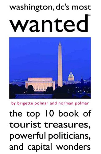 Washington Dc's Most Wanted¿ (Most Wanted Series)
