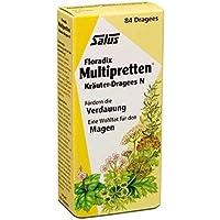 Multipretten® Kräuter-Dragees (84 Stk) preisvergleich bei billige-tabletten.eu