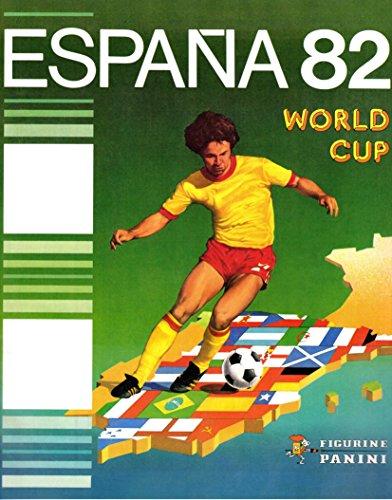 Álbum mundial de fútbol España 1982 por panini