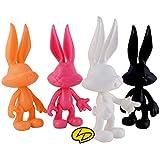Leblon Delienne artoyz Looney Tunes Bugs Bunny original 30 cm colour negro