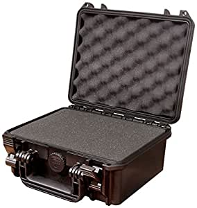 Max MAX235H105S IP67 Rated Waterproof Durable Watertight Equipment Photography with Hard Carry Plastic Case/Pick and Pluck/Foam/Flight Case Tool Box