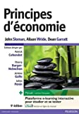Principes d'économie 9e édition : Livre + eText + MyLab | version française Licence étudiant 24 mois...