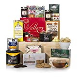 Der Senioren-Geschenkkorb - Das klassische Geschenk für ältere Freunde und Familienmitglieder - Geschenkkorb und Geschenke zum Essen