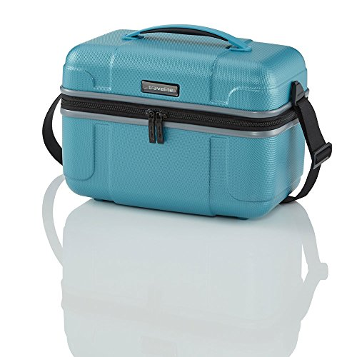 Travelite Beautycase Vector in turquoise Vanity, 36 cm,...