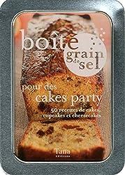 POUR DES CAKES PARTY