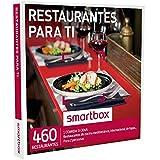 SMARTBOX - Caja Regalo -RESTAURANTES PARA TI - 460 restaurantes de cocina mediterránea, internacional y de tapas