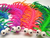 Centipede Cyril Stretchy Tactile Worm