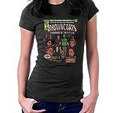 Browncoats Big Damn Heroes Firefly Serenity Comic Book Womens T-Shirt