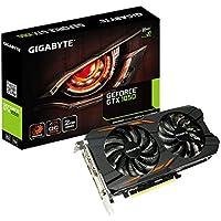 GIGABYTE NVIDIA GeForce GTX 1050WINDFORCE OC 2G 2GB di memoria