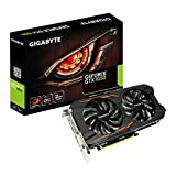 Gigabyte GV N1050WF2OC 2GD Carte Graphique Nvidia GeForce GTX1050 1531 MHz 2 Go PCI Express