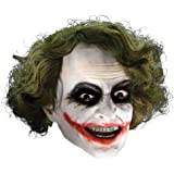 Batman The Dark Knight The Joker Child Mask With Hair (Colors May Vary)