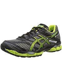 Asics Gel Cumulus 16 - Zapatillas de running para hombre, color Carb/Lime/Blk, talla 40