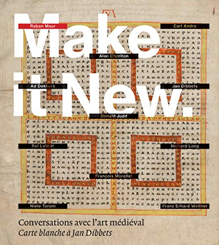 Make it new - Conversations avec l'art médiéval - Carte blanche à Jan Dibbets par Jan Dibbets